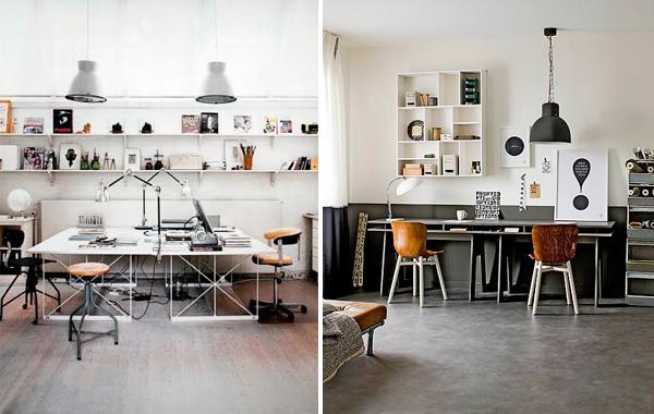 Despacho para dos decoraci n for Decoracion de despachos