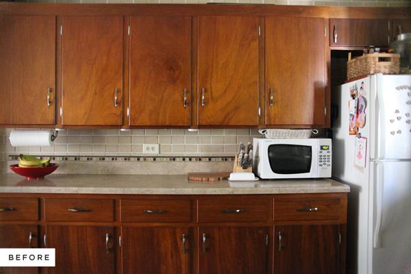 Antes y despu s de una cocina hazlo t mismo ana pla for Ideas para decorar una casa nueva