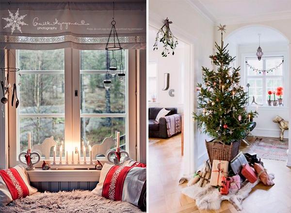 Decoracion Ventanas Navidad ~   anterior edici?n es Detalles para una Navidad ?nica, muy acertado