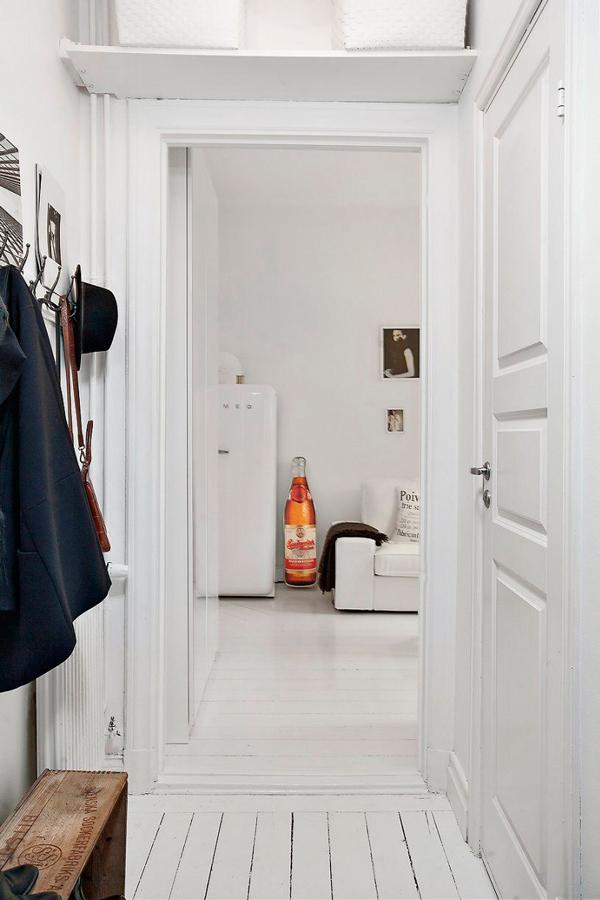 Estilo n rdico mini piso total white ana pla - Piso estilo nordico ...