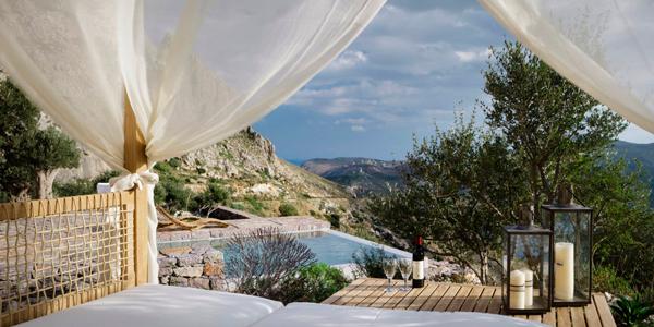 Casa de vacaciones en Grecia