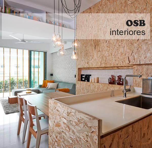 Osb para interiores casamya decoracion for Blog de decoracion de interiores