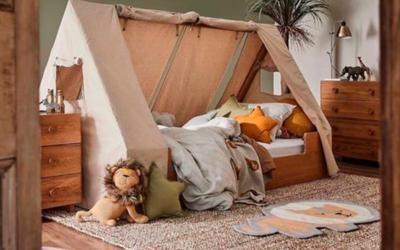 Ideas para cuartos infantiles